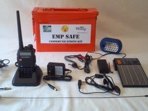 EMP COMMS KIT Medium
