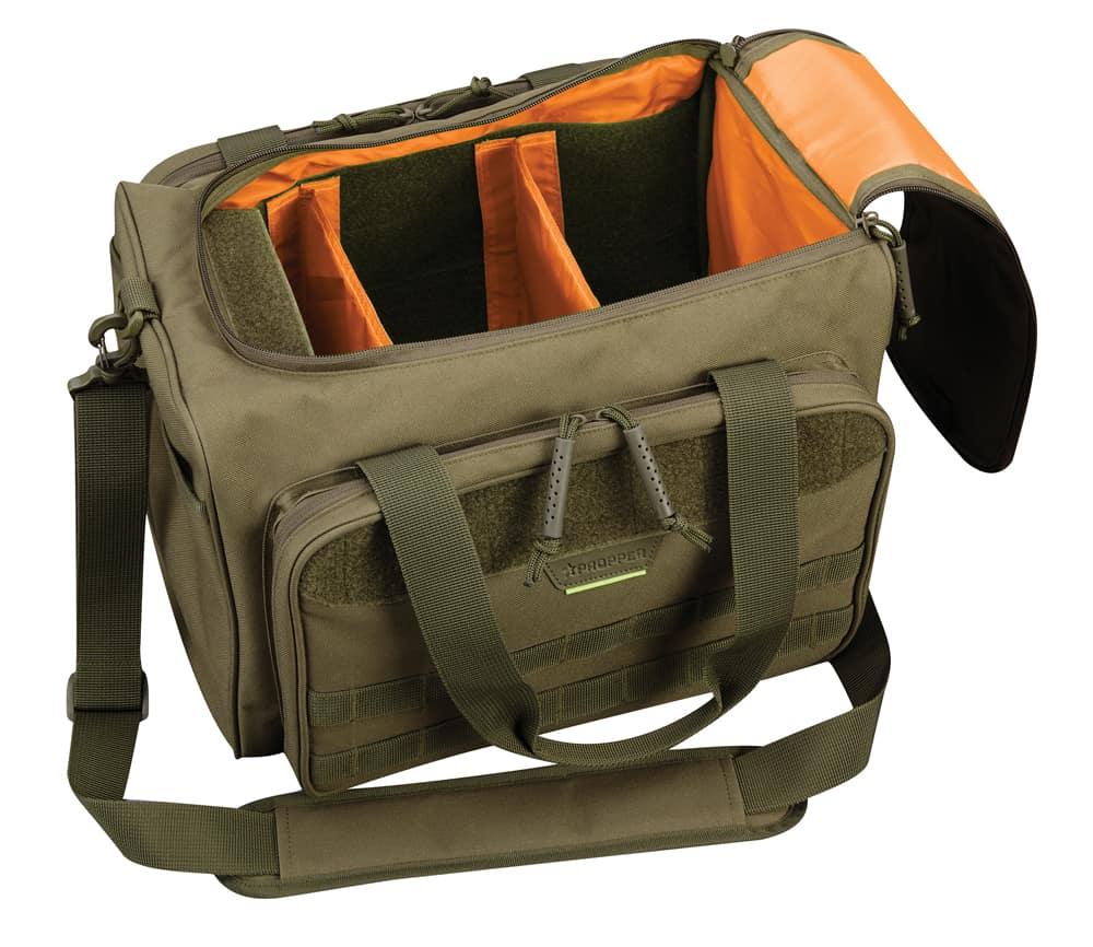 Padded Range Bag For Pistol