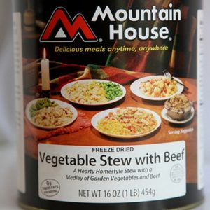 Veg stew w beef can large