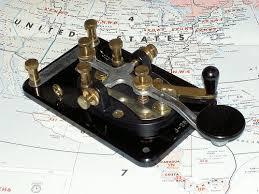 Morris Code key