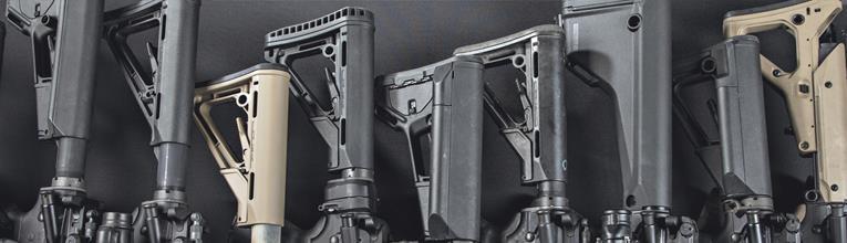 AR Rifle Furniture