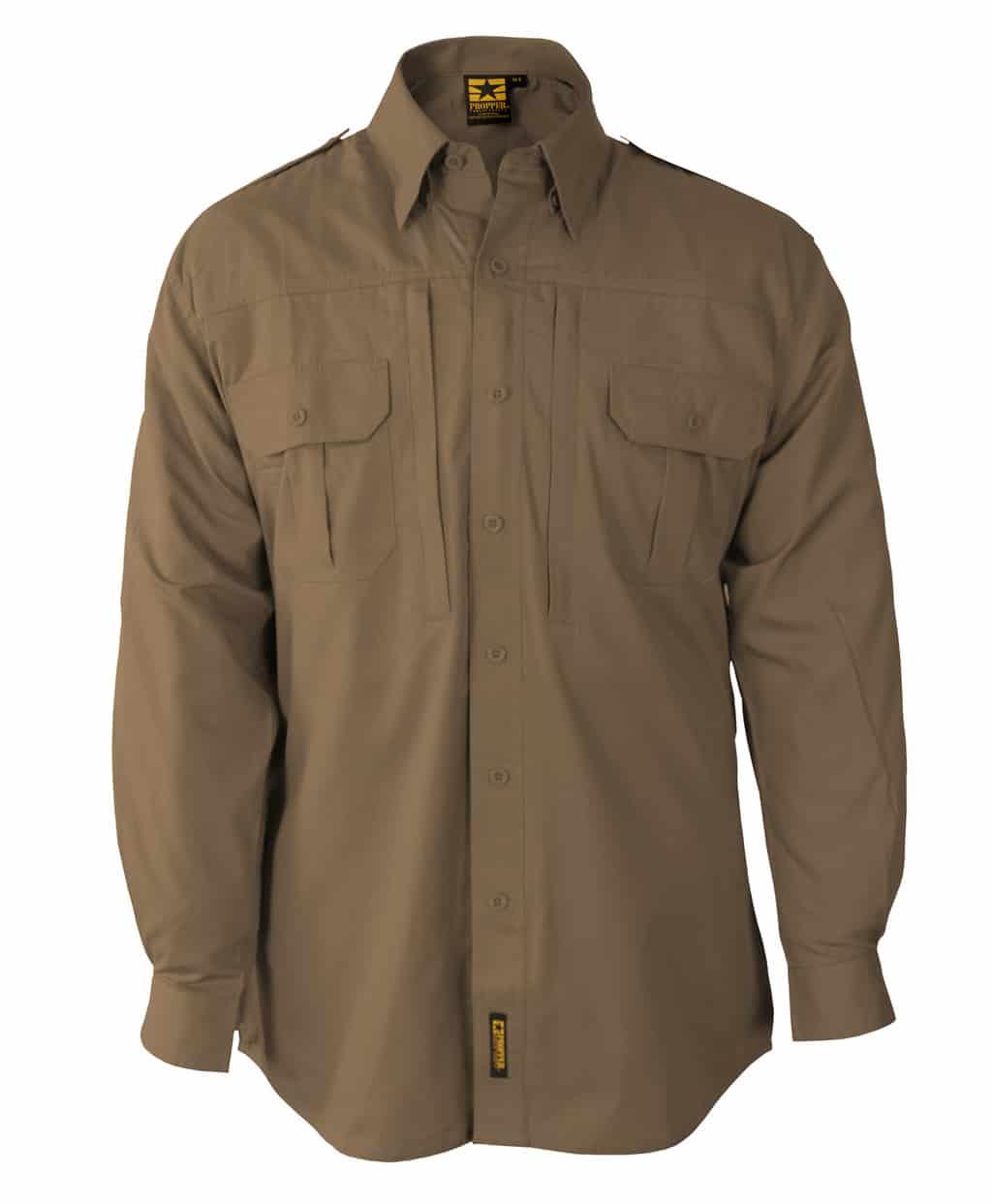 Men S Light Weight Tactical Long Sleeve Shirt By Propper