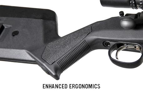 Magpul Hunter 700 Stock Black Remington 700 Short Action Tn