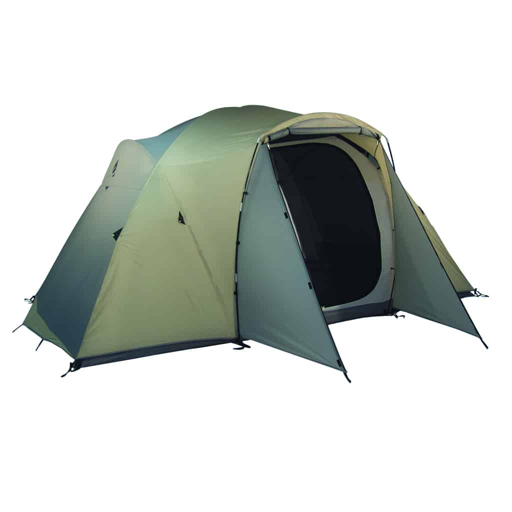 Chinook Titan Lodge 8 Person Tent With Fiberglass Support