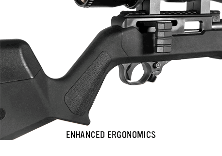 Magpul Industries Hunter X 22 Stock For Ruger 10 22 Drop